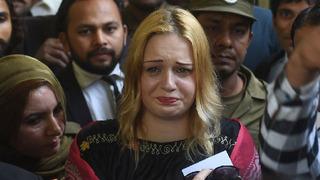 Češka Tereza, která byla v Pákistánu odsouzena za pašování drog