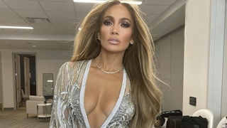 Zpěvačka, modelka a herečka Jennifer Lopezová