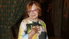 Herečka Jana Synková