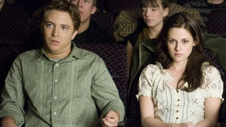 Herec Michael Welch s herečkou Kristen Stewartovou