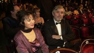 Libuše Šafránková s manželem