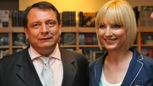 Jiří Paroubek a manželka Petra