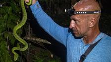 Tomáš Bublík na ostrově Siberut