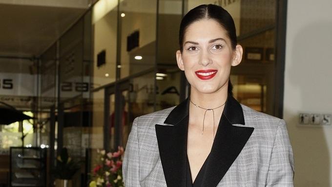 Modelka Aneta Vignerová