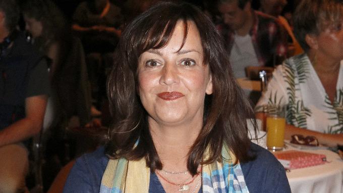 Herečka Tereza Brodská