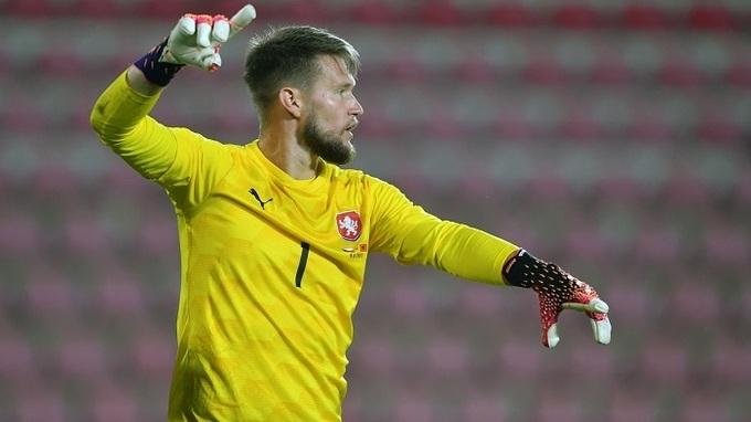 Opora české reprezentace Tomáš Vaclík