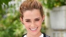 Herečka Emma Watsonová