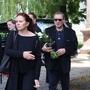 Nina Divíšková pohřeb