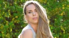 Ukrajinská kráska a vlasová modelka Kateryna Demersová