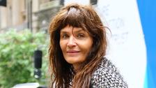Bývalá topmodelka Helena Christensenová