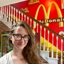 MCDONALDS THEMED HOUSE COLLECTORS