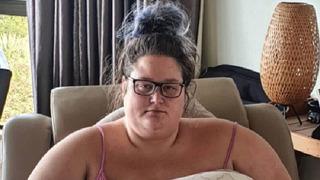 Claire Burtová vážila neuvěřitelných 170 kilogramů