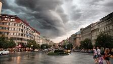 Počasí – Ilustrační snímek
