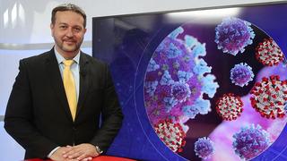Epidemiolog Rastislav Maďar
