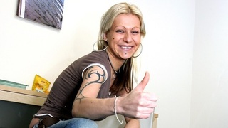 Marie Kovácsová v době vysílání populární reality show