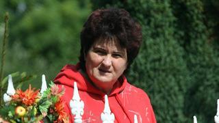 Bývalá koulařka Helena Fibingerová