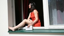 Zpěvačka a herečka Dagmar Zázvůrková