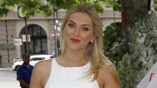 Moderátorka Zorka Hejdová
