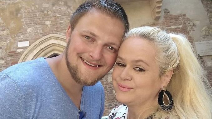 Monika Binias s manželem Petrem