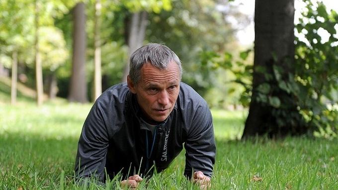 Běžec Miloš Škorpil