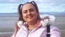 Natalie Bradleyová v době, kdy byla obézní