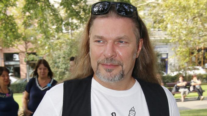 Zpěvák Petr Kolář