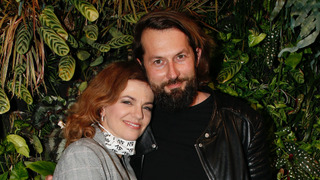 Zpěvačka Marta Jandová s manželem Miroslavem Vernerem