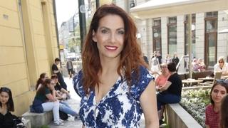 Moderátorka, modelka a herečka Eva Decastelo