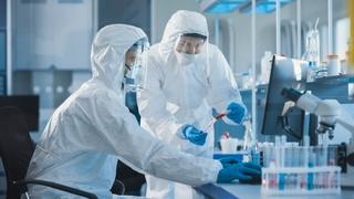 Laboratoř – Ilustrační snímek