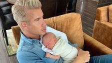Robert Paulat a jeho syn