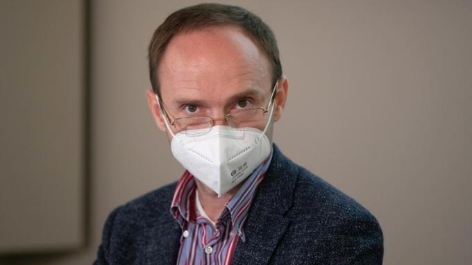 Epidemiolog Jan Kynčl ze Státního zdravotního ústavu