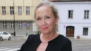 Zpěvačka Bára Basiková