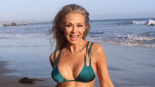 Modelka Kathy Jacobsová