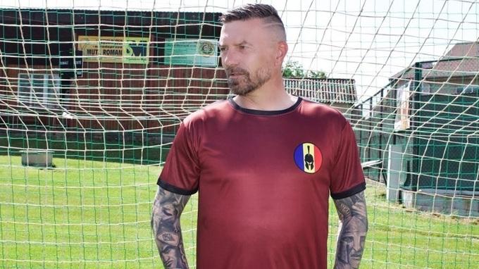 Tomáš Řepka v milovaném dresu