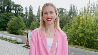 Herečka Mariana Prachařová