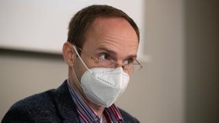 Epidemiolog Jan Kynčl ze Státního zdravotního ústavu (SZÚ)