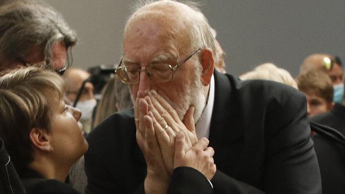 Jan Nedvěd neudržel bolestivé emoce