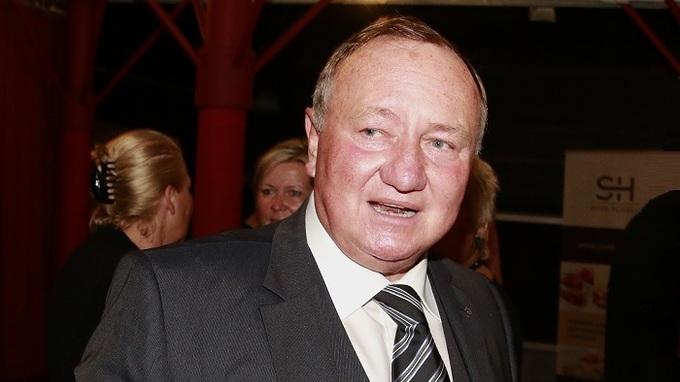 Herec a bývalý politik Vítězslav Jandák