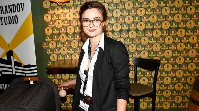 Herečka Eva Josefíková