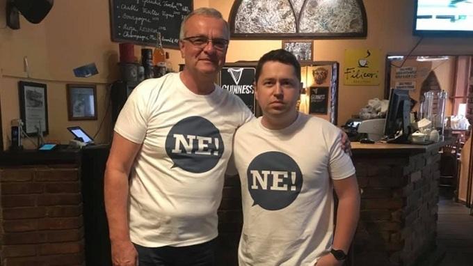 Miroslav Kalousek a Andrej Babiš mladší