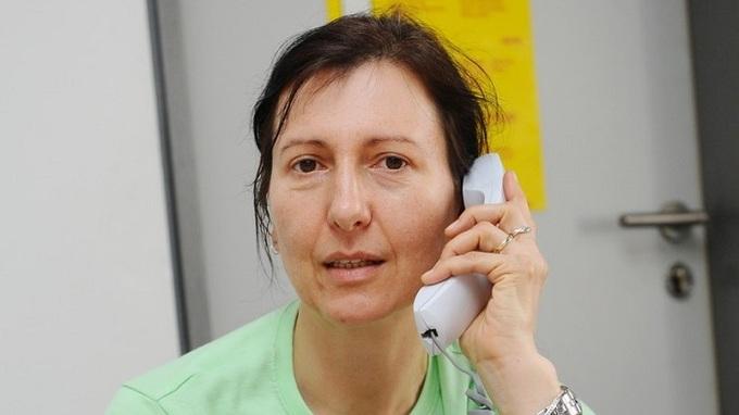 Náměstkyně ministra zdravotnictví Martina Koziar Vašáková