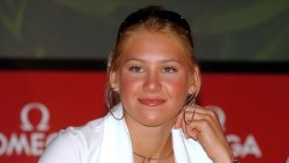 Bývalá profesionální tenistka Anna Kurnikovová v době svých největších sportovních úspěchů