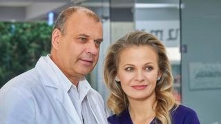 Herečka Michaela Badinková s kolegou Petrem Rychlým