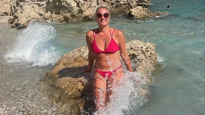 Alena Mykytenko je matkou Natálky Mykytenko