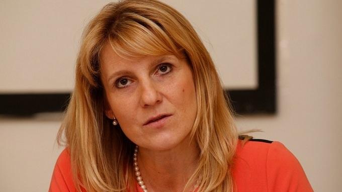 Protidrogová koordinátorka Jarmila Vedralová