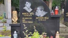 Hrob Antonína Běly