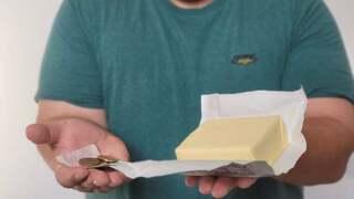 Máslo podraží – Ilustrační snímek