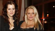 Sestry Charlotte Štiková a Ornella Koktová