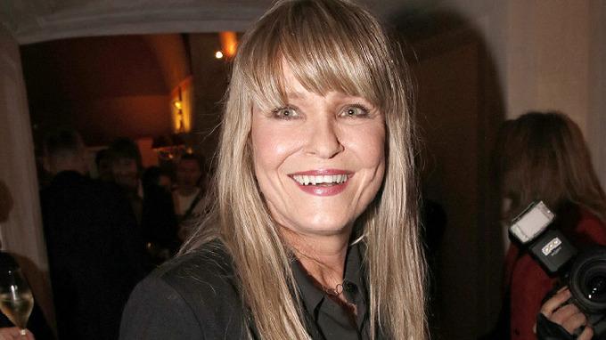 Herečka Chantal Poullain