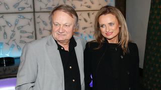 Režisér Jiří Adamec s manželkou Janou Adamcovou